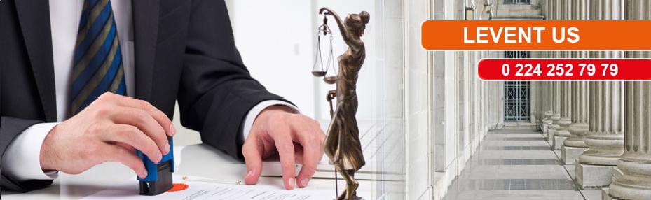 Bursa Levent Us Hukuk Bürosu